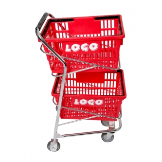 Big Basket Shopping Cart