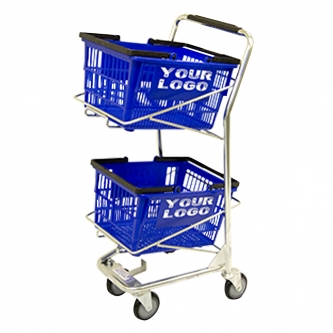 Standard Basket Shopping Cart