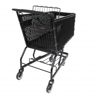 Big Plastic Grocery Shopping Cart #600